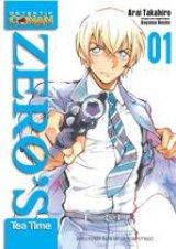 Detail Buku Detektif Conan Zero`s Tea Time 01