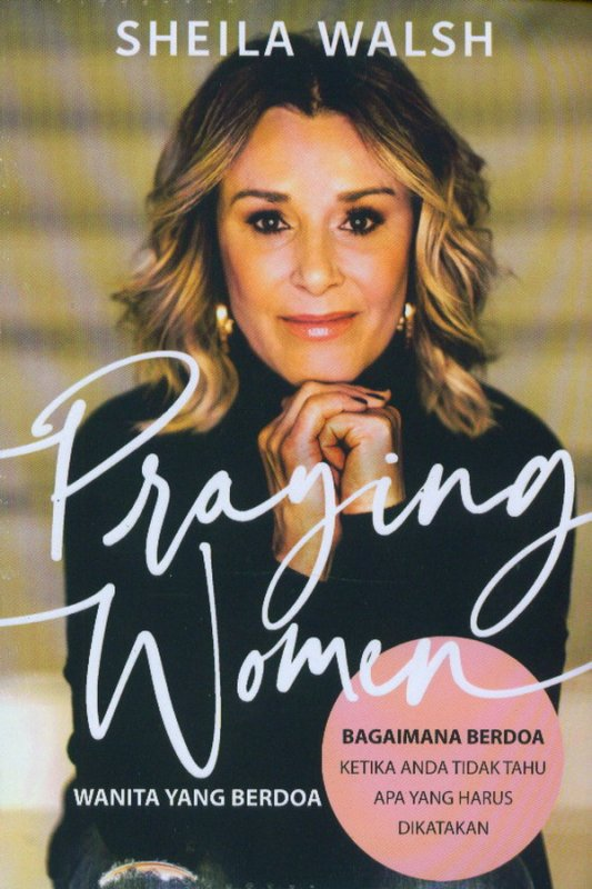 Cover Buku Praying Women: Perempuan Yang Berdoa