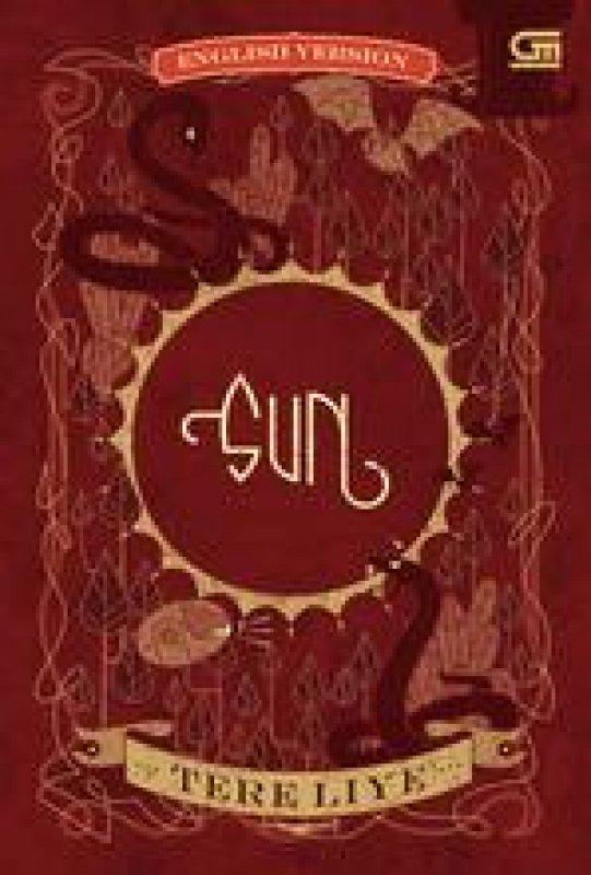 Cover Buku Sun *Ket: Edisi Inggris Matahari