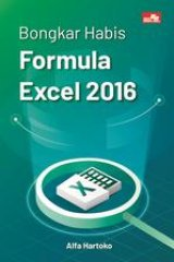 Bongkar Habis Formula Excel 2016