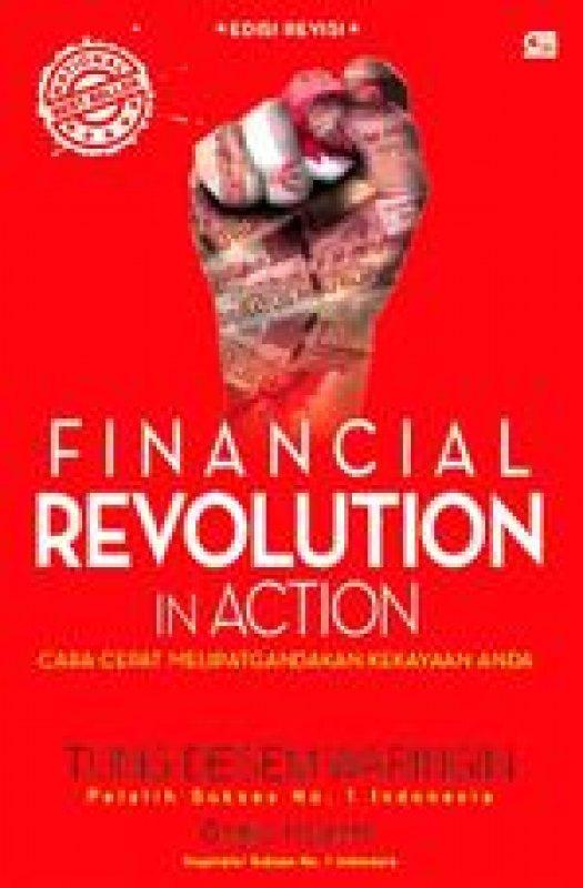 Cover Buku Financial Revolution In Action : Cara Cepat Melipatgandakan