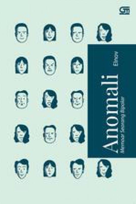 Cover Buku Anomali: Memoar Seorang Bipolar