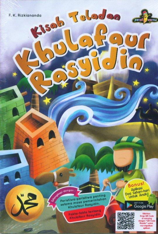 Cover Buku Kisah Teladan Khulafaur Rasyidin
