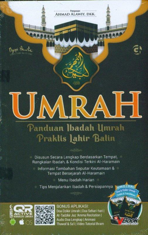 Cover Buku UMRAH: Panduan Ibadah Umrah Praktis Lahir Batin
