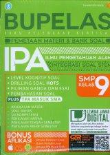 Bupelas Pemetaan Materi & Bank Soal IPA SMP Kelas 9