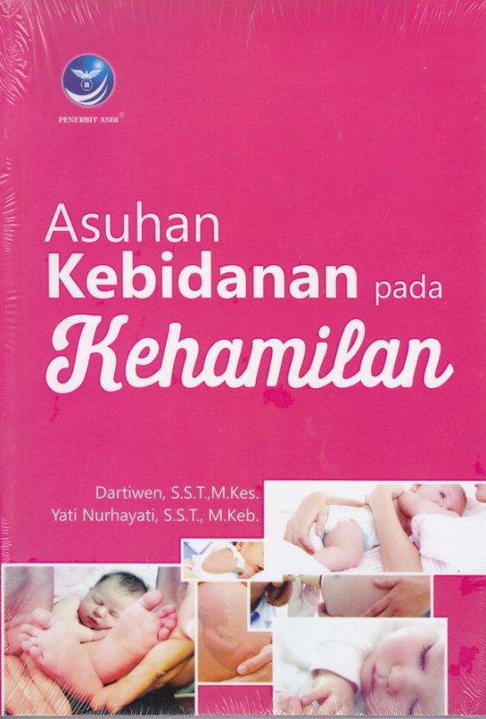 Cover Buku Asuhan kebidanan pada kehamilan ( cover baru )