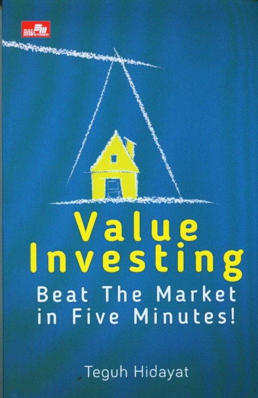 Cover Buku Value Investing Beat The Market In Five Minutes!