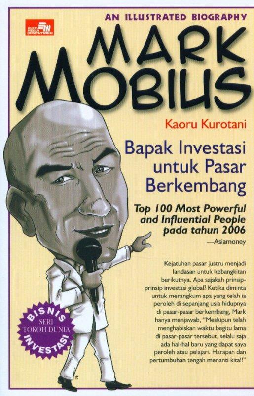 Cover Buku An Illustrated Biography: Mark Mobius