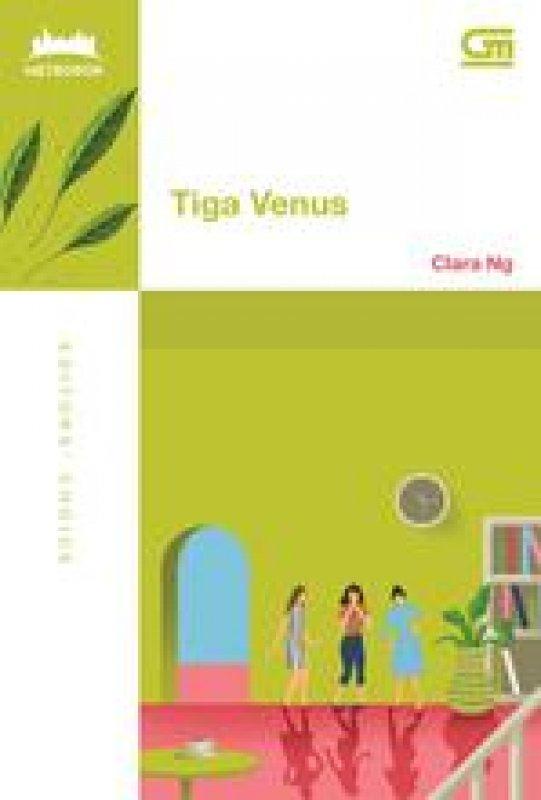 Cover Buku Metropop: Tiga Venus