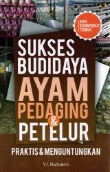 Sukses Budidaya Ayam Pedaging Dan Petelur