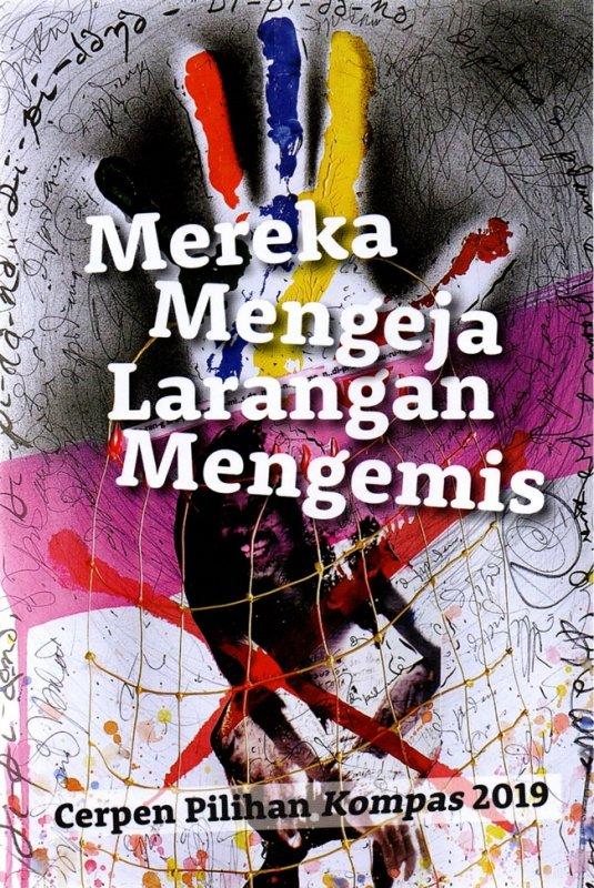 Cover Buku Cerpen Pilihan Kompas 2019