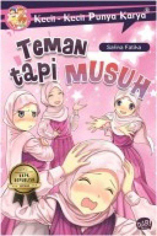 Cover Buku KKPK.TEMAN TAPI MUSUH - RPL