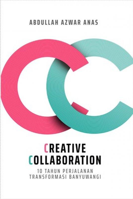 Cover Buku CREATIVE COLLABORATION