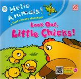 Hello Animals: Look Out Little Chicks (Ar)