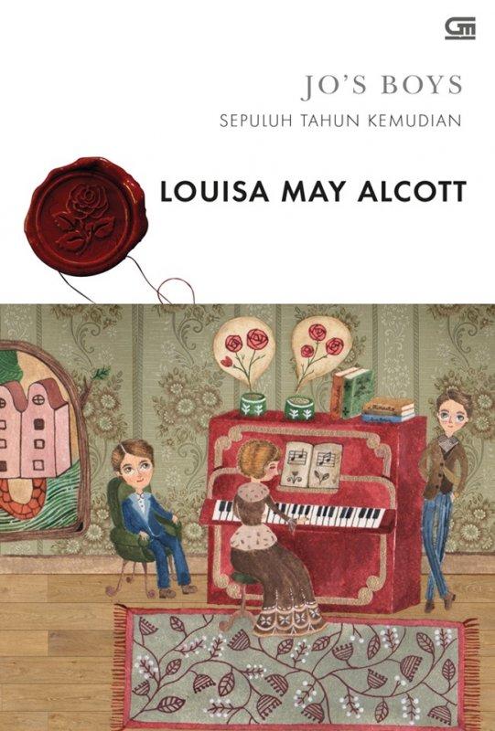 Cover Buku Classics: Sepuluh Tahun Kemudian (Jo