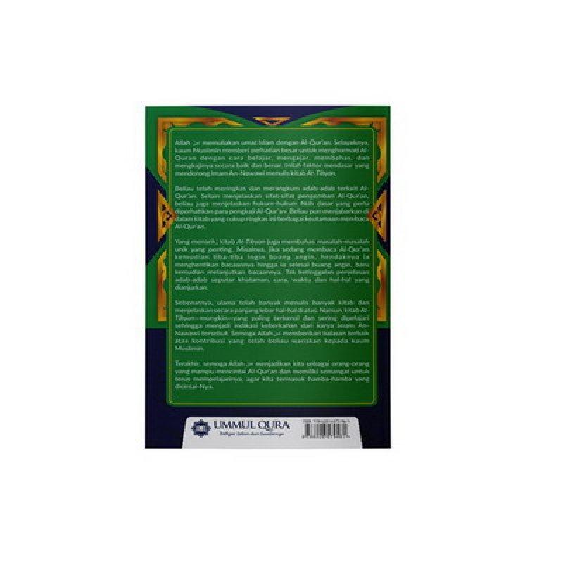 Cover Belakang Buku Buku At Tibyan