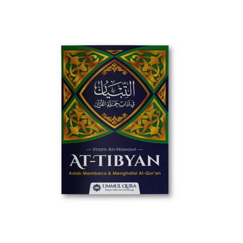 Cover Buku Buku At Tibyan