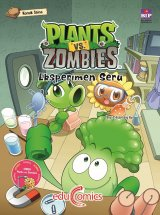 Educomics Plants Vs Zombies : Eksperimen Seru