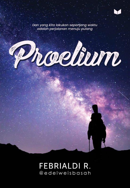 Cover Buku Proelium