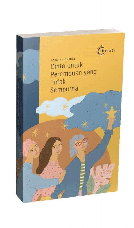 Cover Buku Cinta untuk Perempuan yang Tidak Sempurna (edisi TTD)