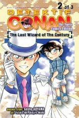 Detektif Conan The Movie: The Last Wizard Of The Century 02