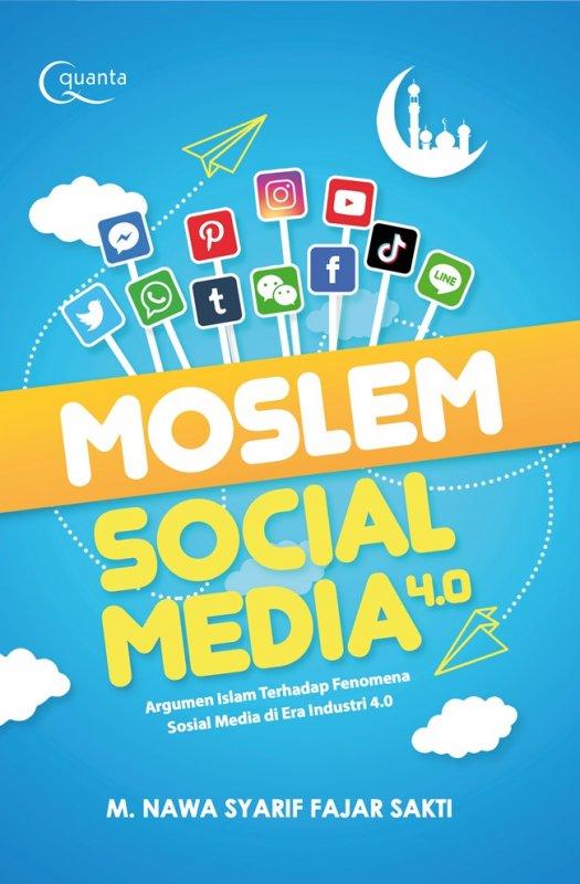 Cover Buku Moslem Social Media 4.0