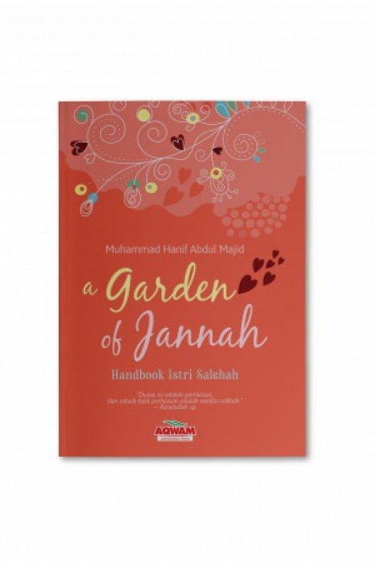 Cover Buku Buku A Garden Of Jannah