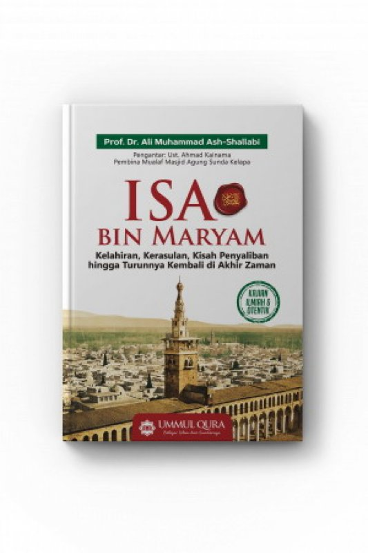 Cover Buku Buku Isa Bin Maryam