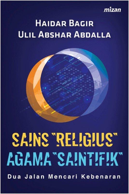 Cover Buku SAINS Religius AGAMA Saintifik
