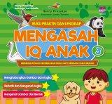 Buku Praktis dan Lengkap Mengasah IQ Anak 3