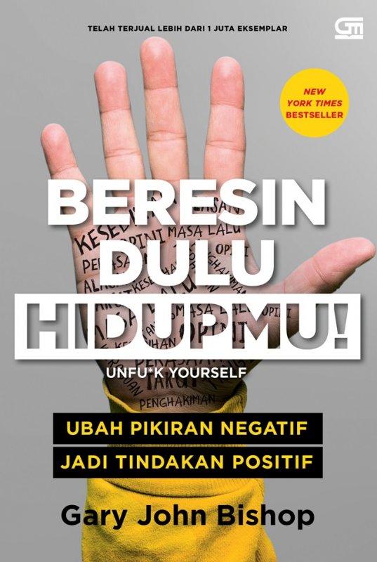 Cover Buku Beresin Dulu Hidupmu!