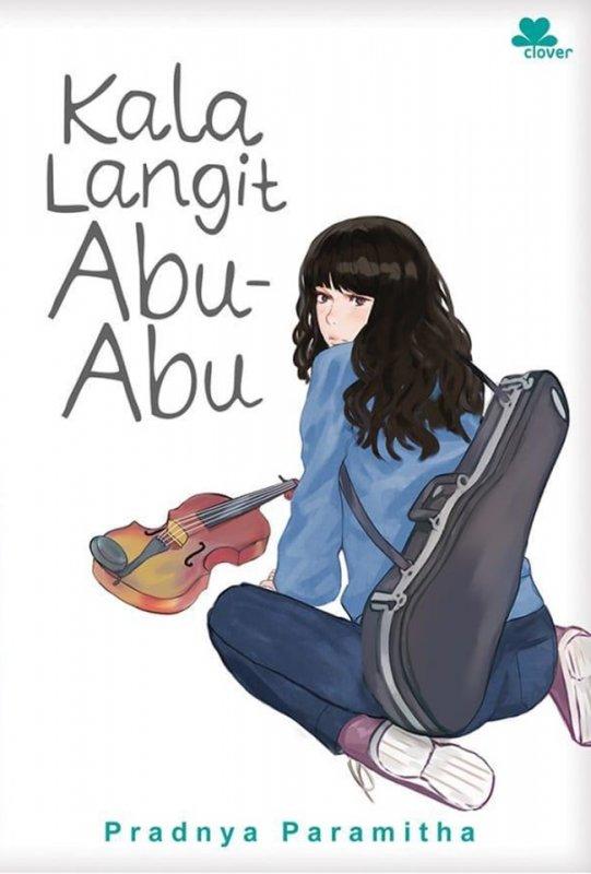 Cover Buku Kala Langit Abu-Abu