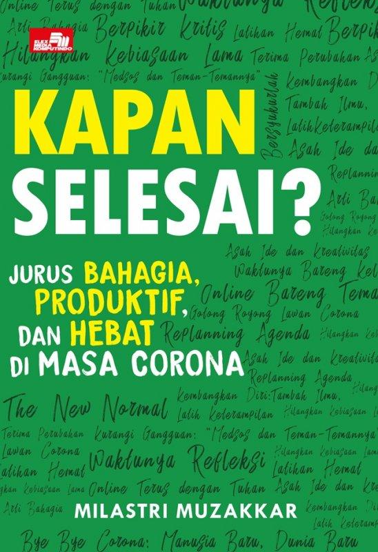 Cover Buku Kapan Selesai?