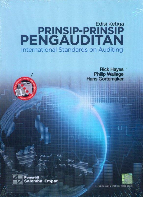 Cover Buku Prinsip-Prinsip Pengauditan (Edisi Ketiga)