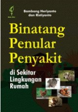 Binatang Penular Penyakit di Sekitar Lingkungan Rumah