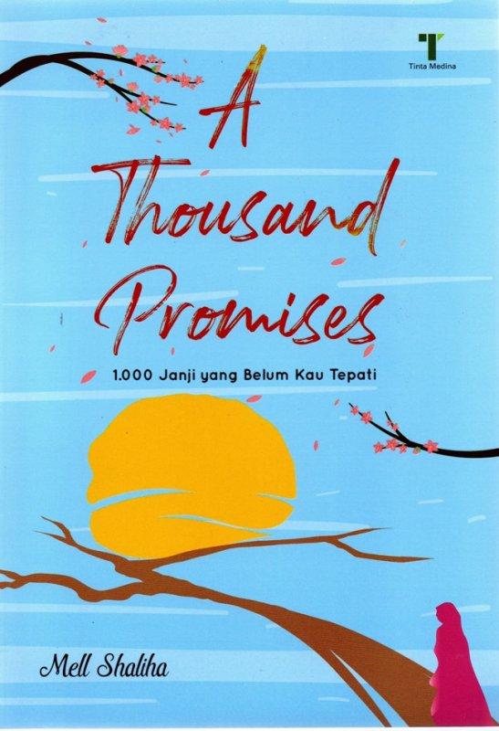 Cover Buku A Thousand Promises