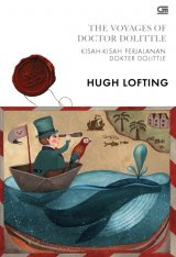 Detail Buku Classics: Kisah-kisah Perjalanan Dokter Dolittle (The Voyages Of Doctor Dolittle)