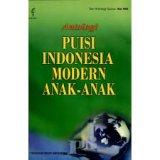 Detail Buku Antologi Puisi Indonesia Modern Anak-anak