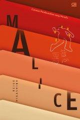 Detail Buku Catatan Pembunuhan Sang Novelis (Malice)