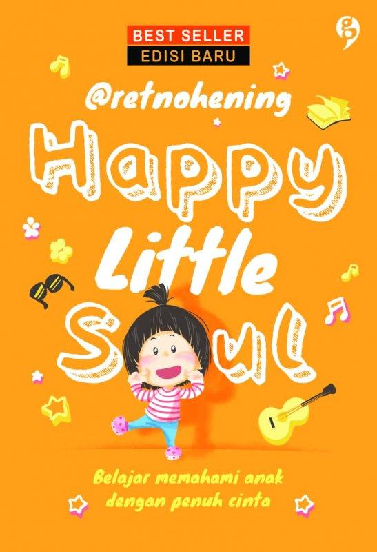 Cover Buku Happy Little Soul (EDISI BARU)