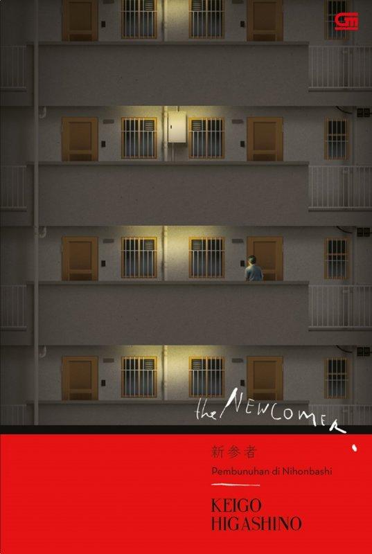 Cover Buku Pembunuhan di Nihonbashi (The Newcomer)