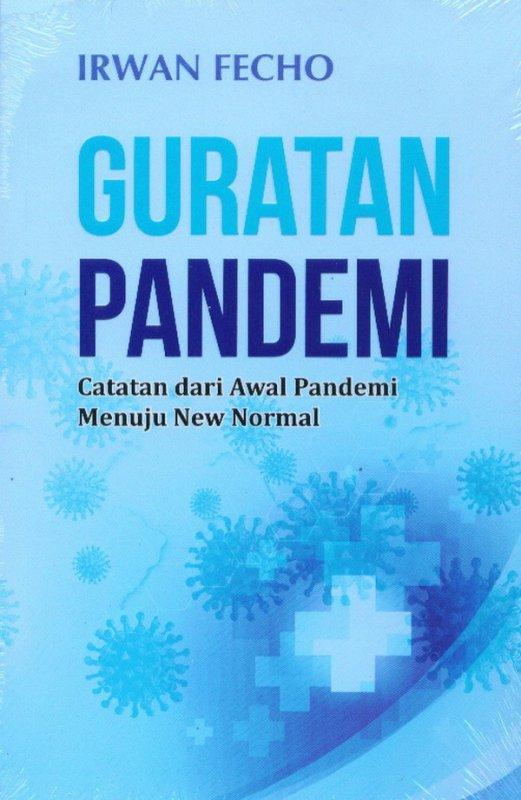 Cover Buku Guratan Pandemi