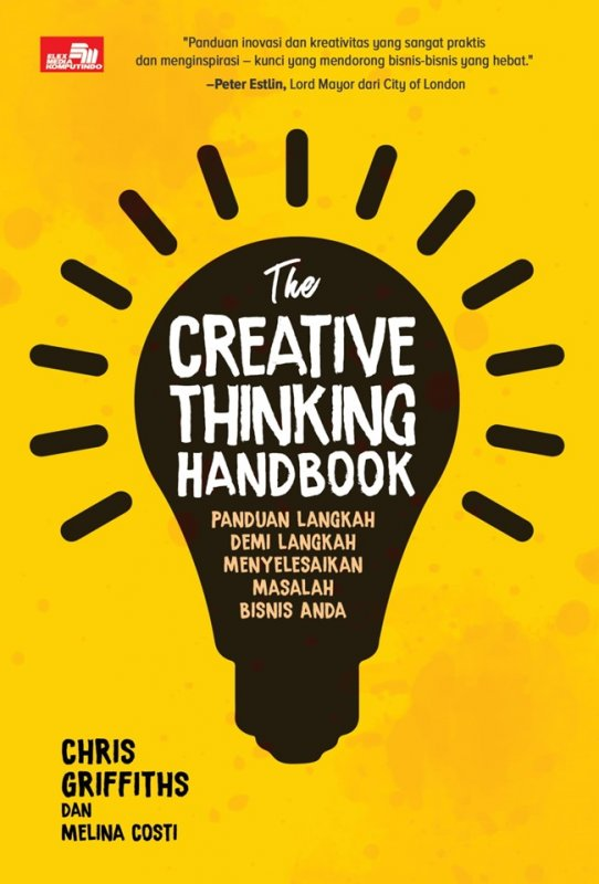 Cover The Creative Thinking Handbook