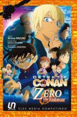 Light Novel Detektif Conan: Zero the Enforcer
