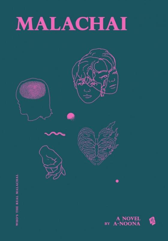 Cover Buku Malachai
