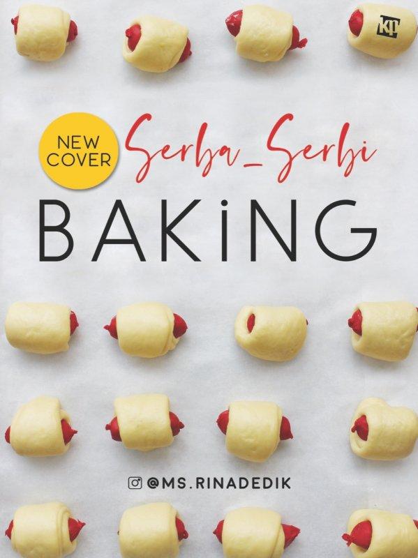 Cover Buku Serba-Serbi Baking