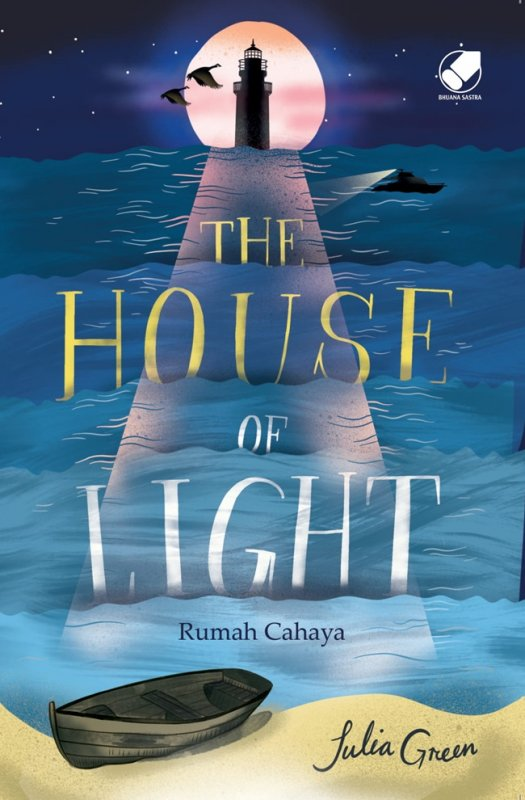 Cover The House of Light - Rumah Cahaya