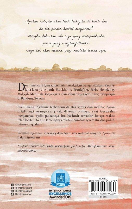 Cover Belakang Buku SEMBILU: PENGEMBARAAN RASA