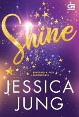 Detail Buku Shine-kisah bintang K-Pop legendaris dan paling terkenal di Korea