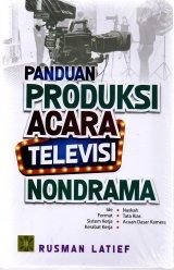 Panduan Produksi Acara Televisi Nondrama